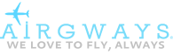 AIRGWAYS AW-Isologotype Slogan