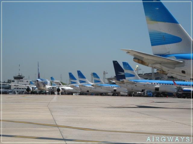 A I R G W A Y S-AeroparqueSABE-AEP