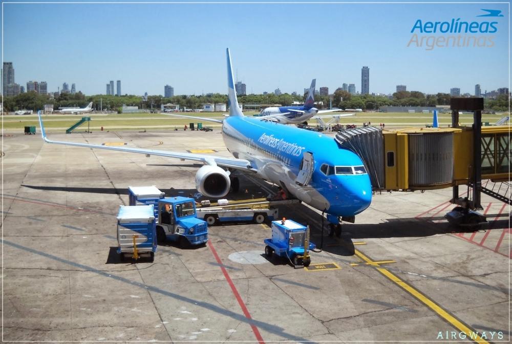 Aerolineas Argentinas Aeroparque