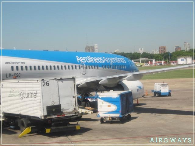 AIRGWAYS 697