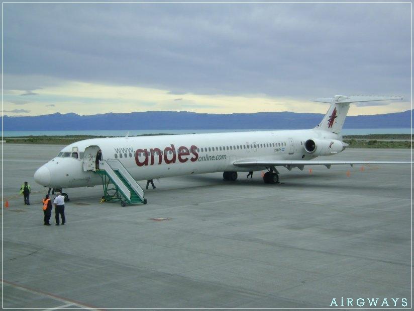 Andes Líneas Aéreas MD-80