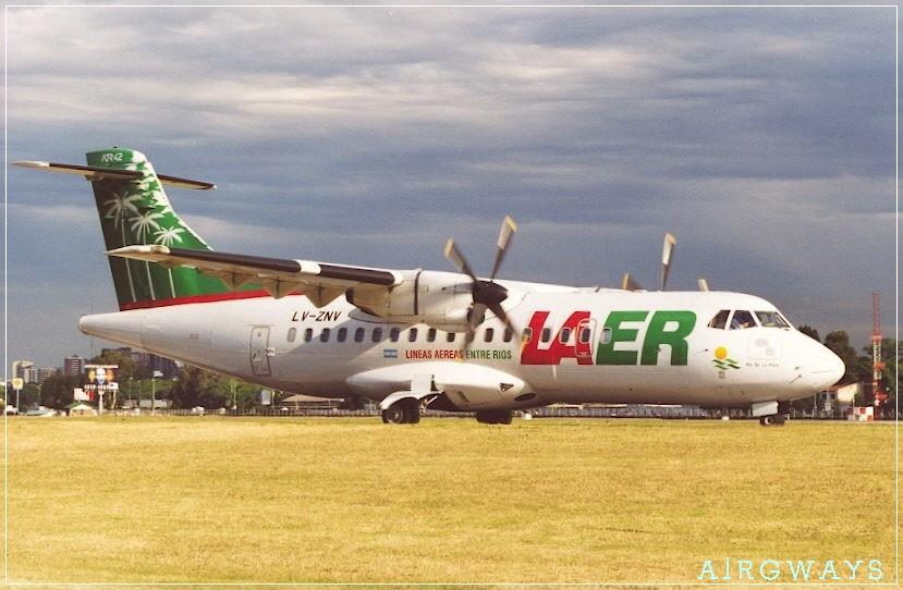 ATR_ATR-42-320,_LAER_-_Lineas_Aereas_Entre_Rios_AN0136954