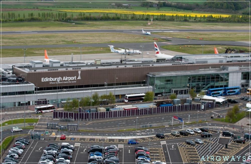 Edinburg airport