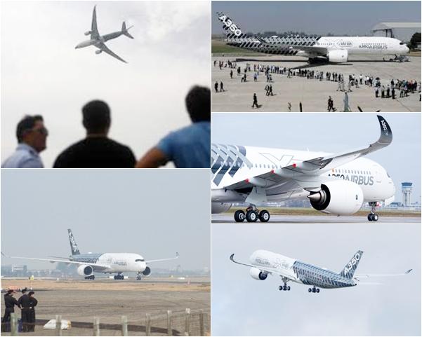 FIDAE 2016 A350