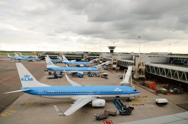KLM-Schiphol