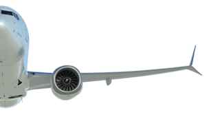 American - half-aircraft