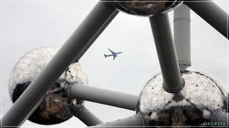 Brussels-airlines-Atomium