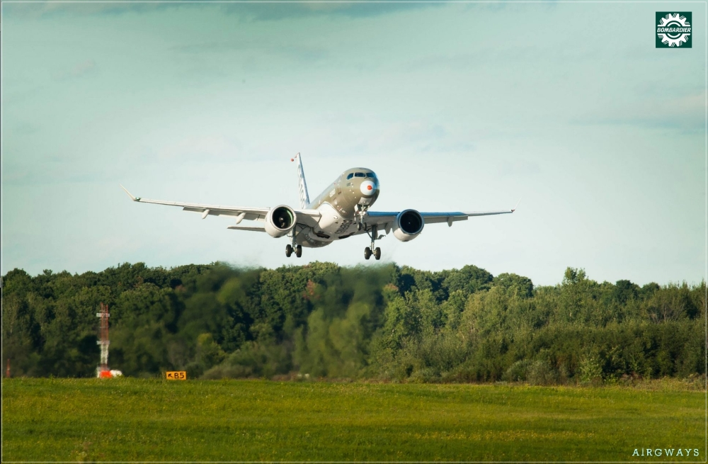 CSeries-aircraft