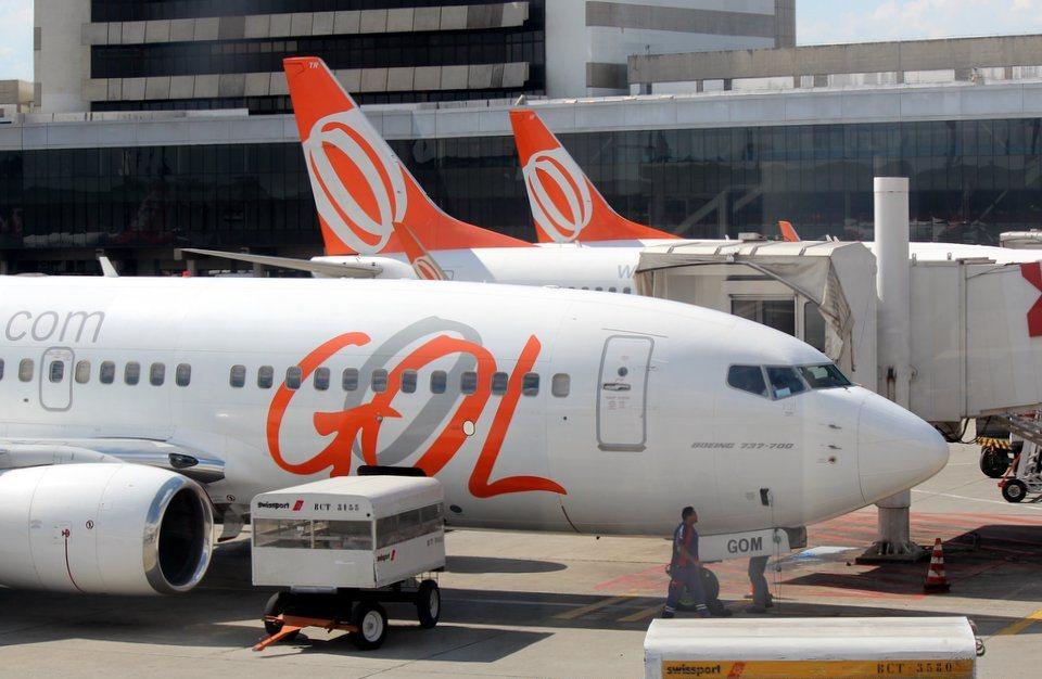 Resultado de imagen para Gol Boeing 737 Mendoza