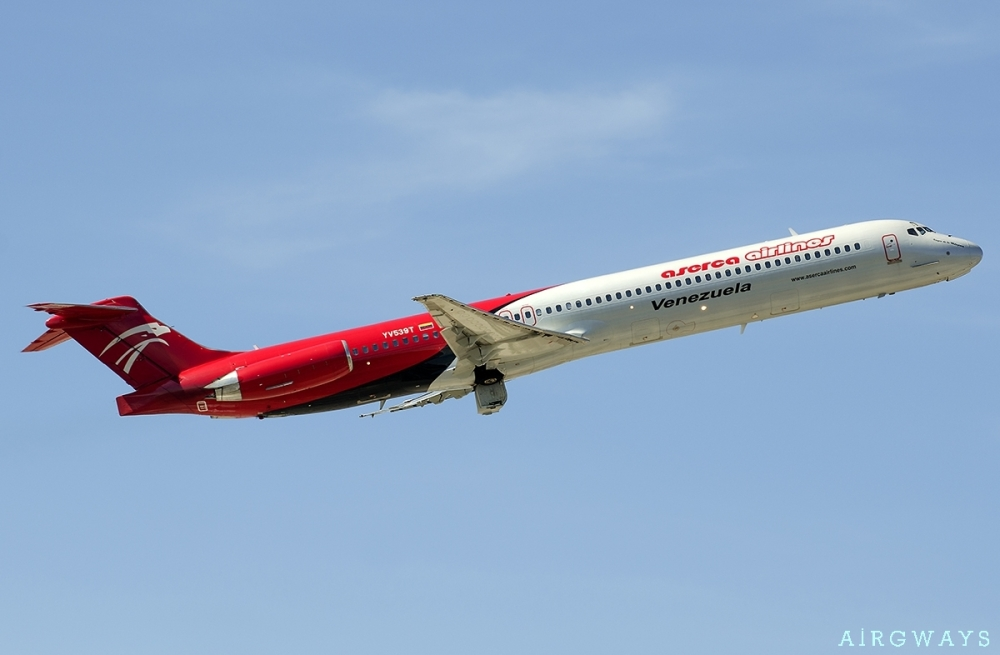 YV539T-Aserca-Airlines-McDonnell-Douglas-MD-83_PlanespottersNet_408112