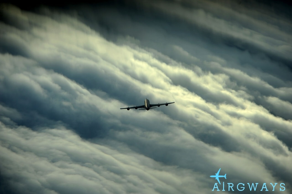 The-fear-of-flying-Air-turbulence