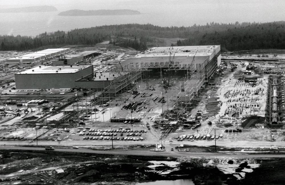 Boeing-Evt-Site-Under-Construction-1-11-67-P40810