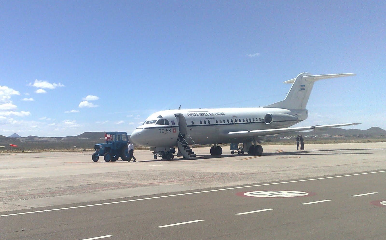 Resultado de imagen para Aeropuerto General Mosconi