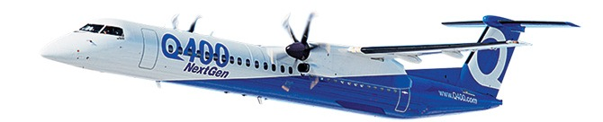 Air Tanzania recibe 2 Bombardier Q400 |