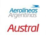 Resultado de imagen para aerolineas argentinas austral logo