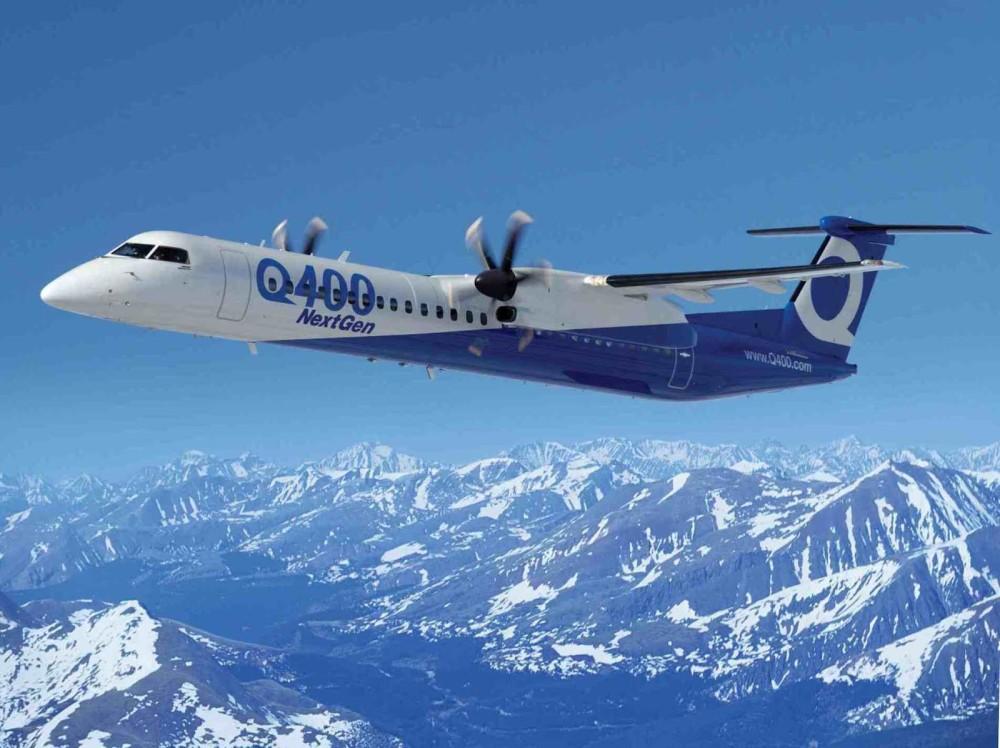 Resultado de imagen para Air tanzania Q400