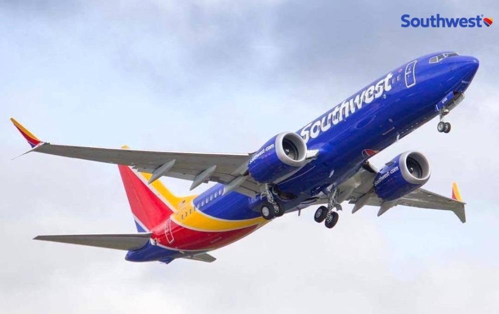 Resultado de imagen para Boeing 737 MAX 8 southwest