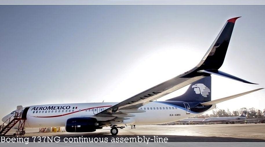 B737NG-Aeroméxico