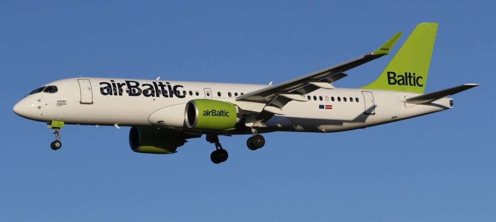 airBaltic-Bombardier-CS300