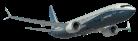 Resultado de imagen para Boeing 737 MAX 8 png