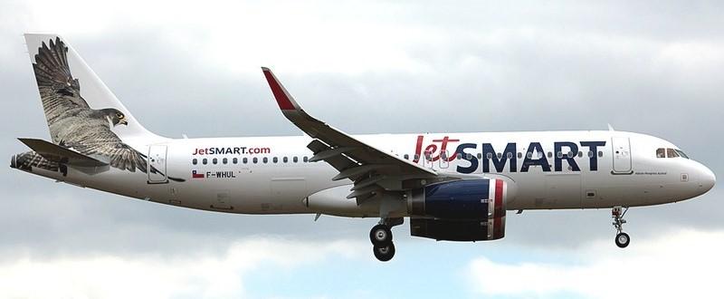 William Vignes A320 Jetsmart