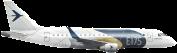 Resultado de imagen para Embraer E175 png