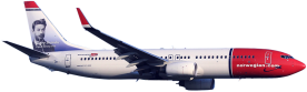 Resultado de imagen para Norwegian Air  PNG
