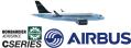 Resultado de imagen para CSeries Airbus png