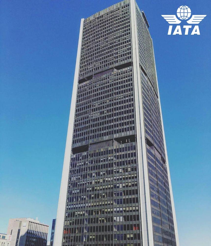 Resultado de imagen para IATA building