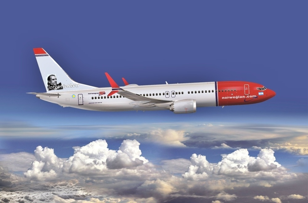 Norwegian-737-MAX-8