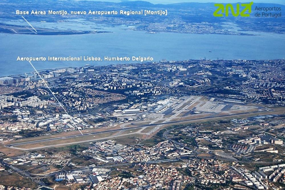 Resultado de imagen para aeroport montijo