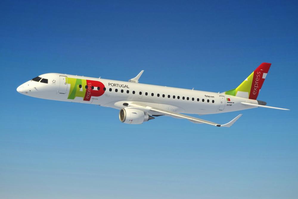 TAP-Express-Embraer