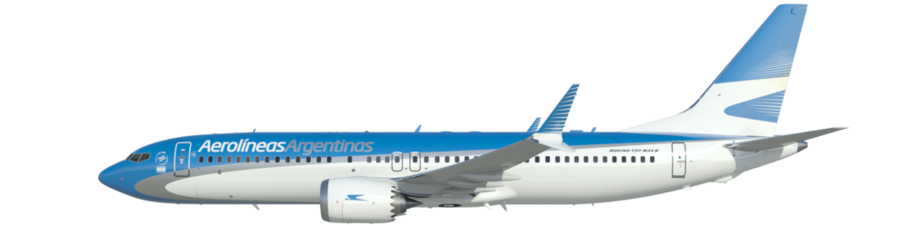 AR Boeing 737-8 MAX