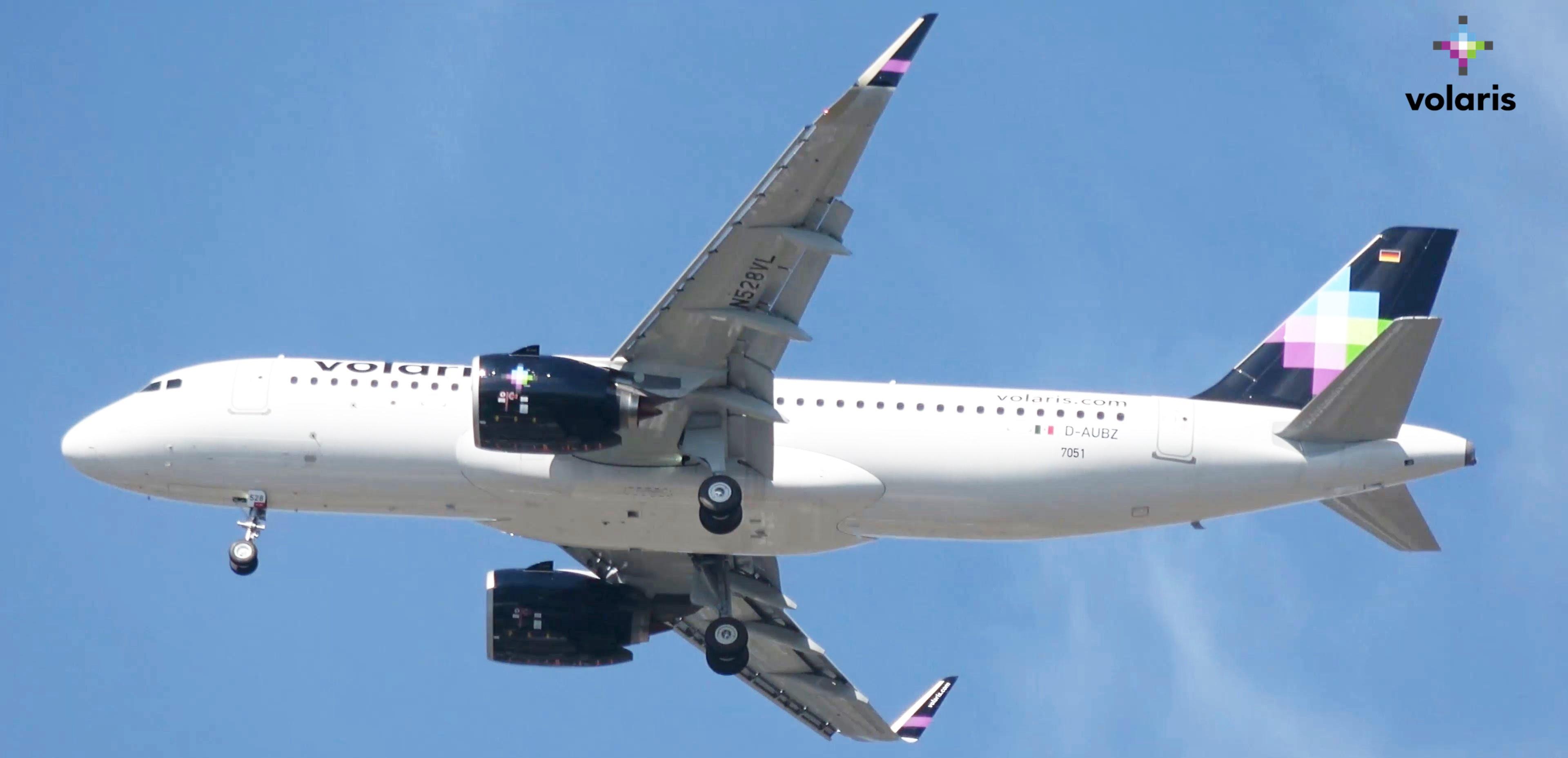 Volaris 80 Airbus A320/321NEO |