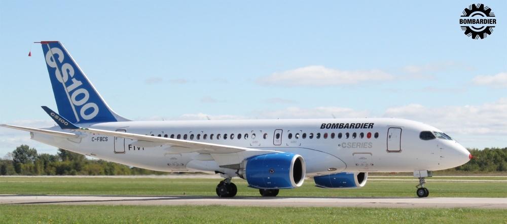 Resultado de imagen para Bombardier CSeries Airbus
