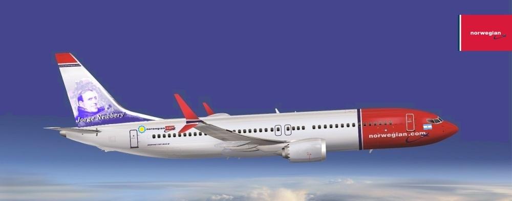 Norwegian-737-MAX-8