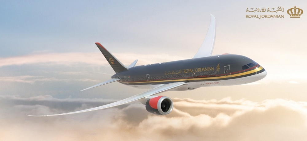 Royal Jordanian-Boeing 787