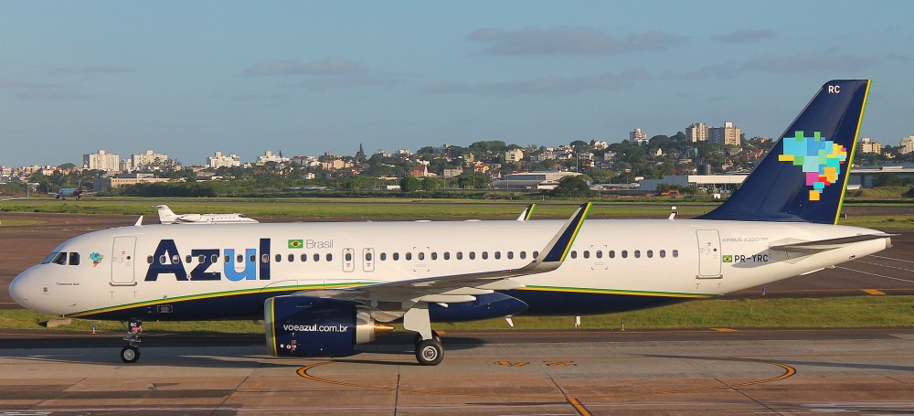 Resultado de imagen para Azul  Airlines