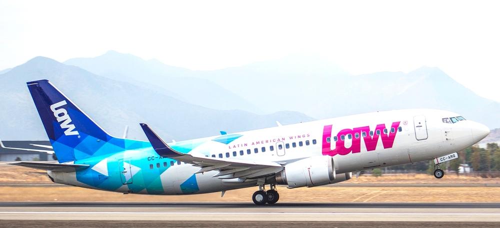 Resultado de imagen para Latin American Wings LAW