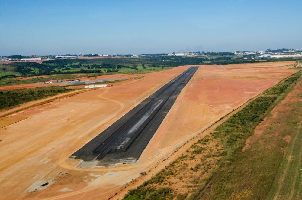 Resultado de imagen para obras aeroporto anapolis