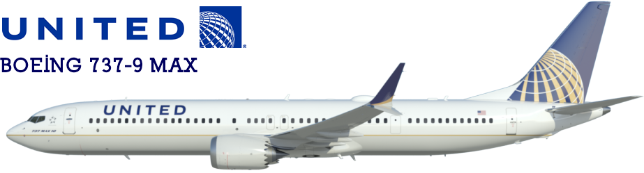United iniciará ops Boeing 737-9 MAX |