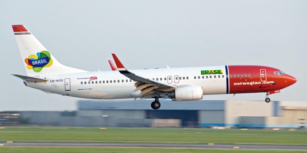 Norwegian Air Brasil