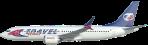 Resultado de imagen para Travel Service Airlines png