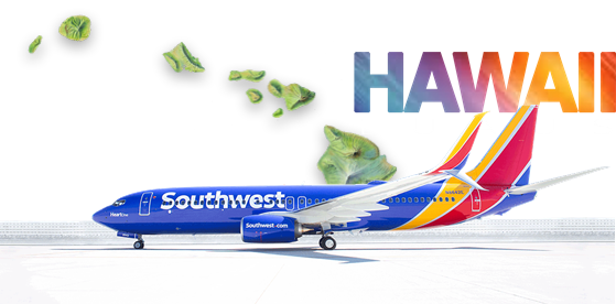 Image result for southwest airlines hawaii airgways.com