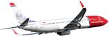 Resultado de imagen para Norwegian Air Boeing 737 png