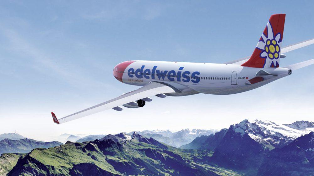Resultado de imagen para edelweiss air