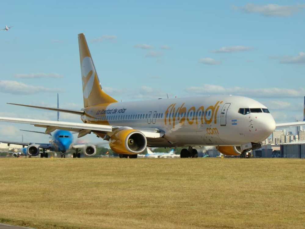 Image result for Flybondi aeroparque
