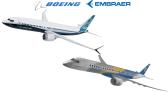 Resultado de la imagen para Boeing-Embraer
