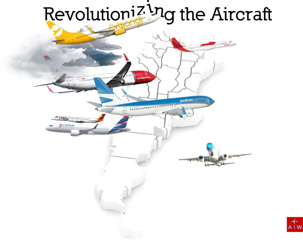 AW-Revolutionizing of the Aircraft