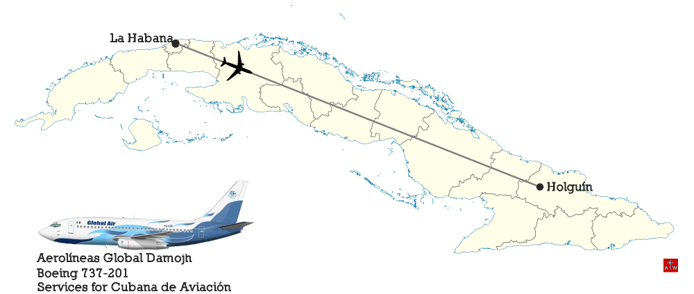 Resultado de imagen para Cubana aviacion An-158 png